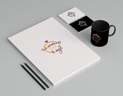 """Golden Club"" logo"