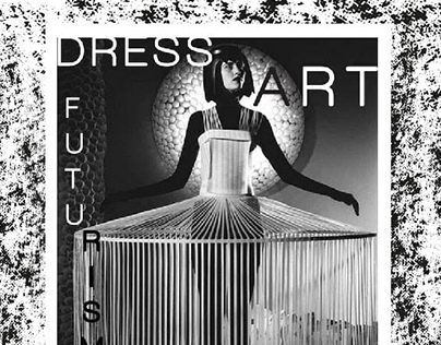 Revista - Moda Futurista