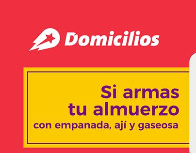 Foodiversity Domicilios.com