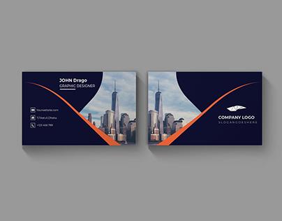 CORPOARTE BUSINESS CARD