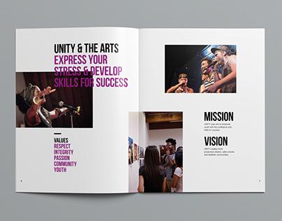 UNITY Charity Report 2015/2016
