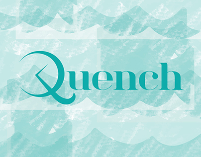 Quench-Conceptualization,Branding and Packaging