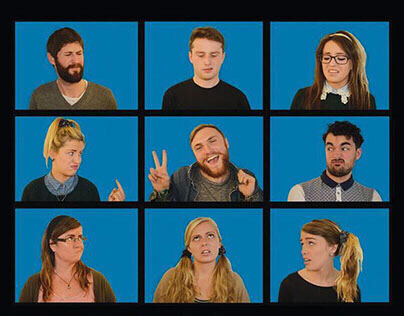 MOANments of happiness exhibition - The Shady Bunch