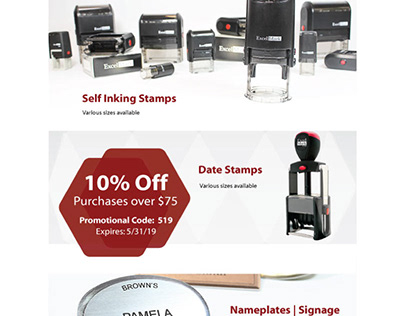 Monthly Promotion - May 2019