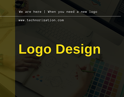 Logo Design Service | by technorization.com