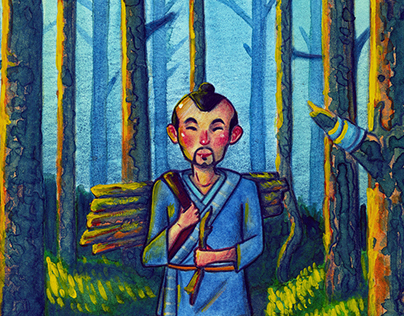 The Tenderhearted Woodcutter