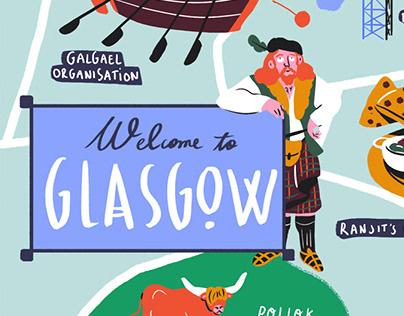 Glasgow // Fare mag