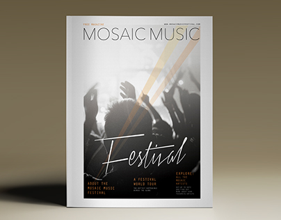 MOSAIC MUSIC FESTIVAL 14': Event Catalogue