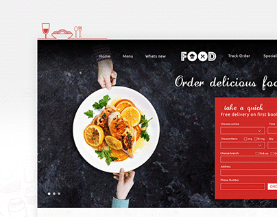 Food Delivery Platform Multiple Options