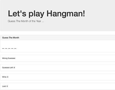 Hangman!
