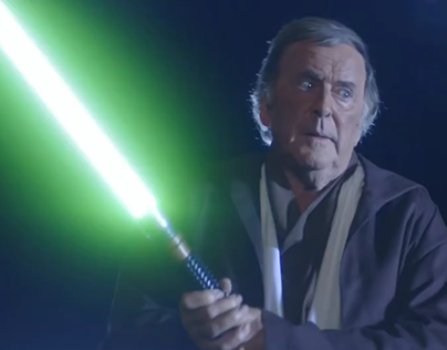 Children in Need 2015: Star Wars sketch