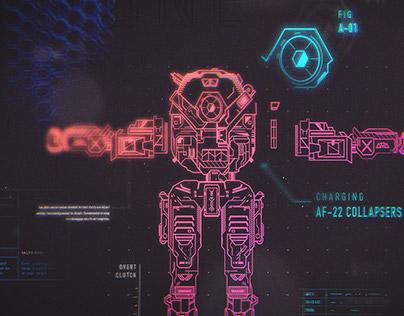 Titanfall 2 UI