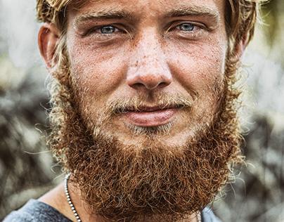 Travel Beard