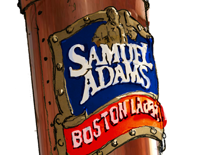 Samuel Adams Boston Lager Tap Handle Concepts