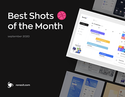 Monthly UI/UX Design Inspiration | September 2020