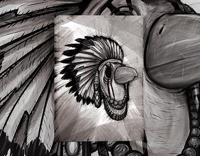 Chief  Eagle Eyed