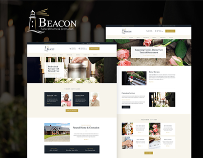 Beacon | Funeral Home WordPress Theme