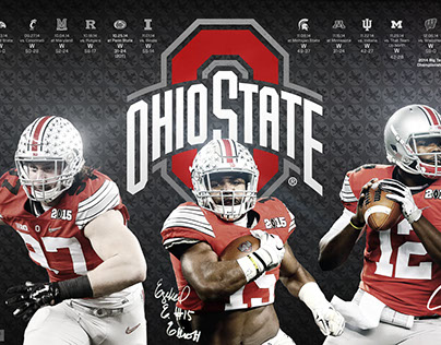 the Ohio State University 2015 Championship Wallpaper