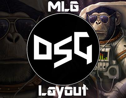 MLG DubstepGutter Audio Reactive Layout