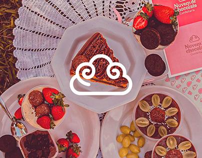 NUVEM DE CHOCOLATE ♡ BRANDING