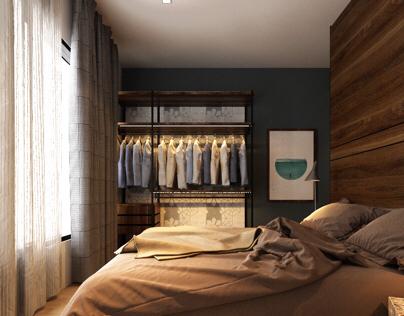 Paloma.S / Apartment design