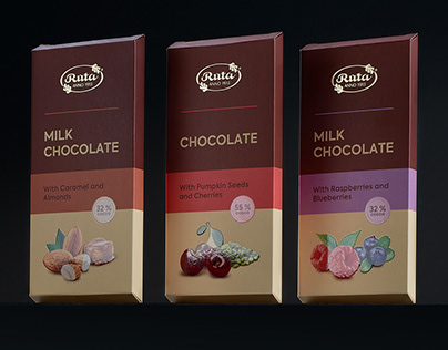 Ruta Chocolate Packaging