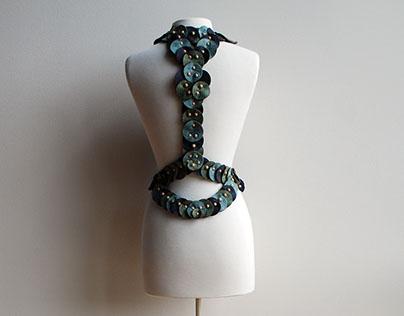 Stems + Florets Buildable Textiles: Modular Design