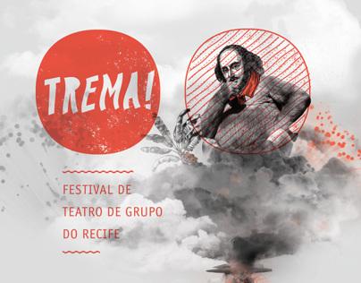 TREMA! Festival de teatro de grupo do Recife