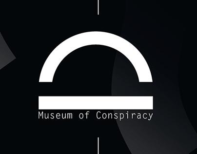 Museum of Conspiracy Branding