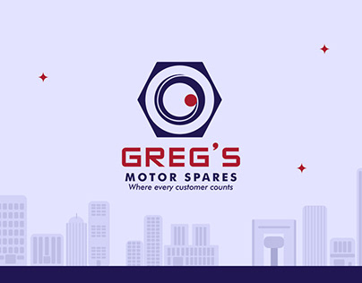Greg's Motor Spares - Advertisement Animations