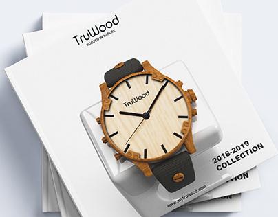 TruWood Watch Catalogue