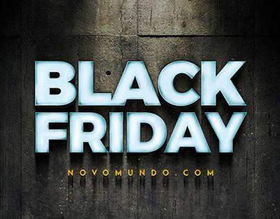 NOVO MUNDO | Black Friday
