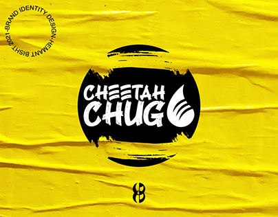 Cheetah Chug Brand Identity Concept