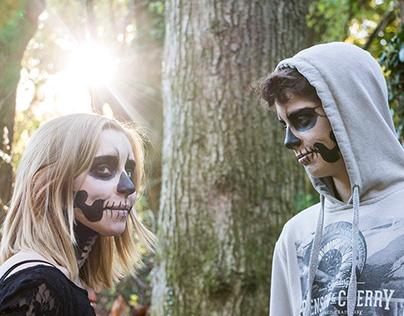 Séance photo Halloween