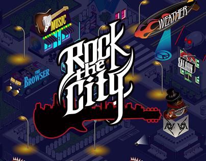 Rock the City