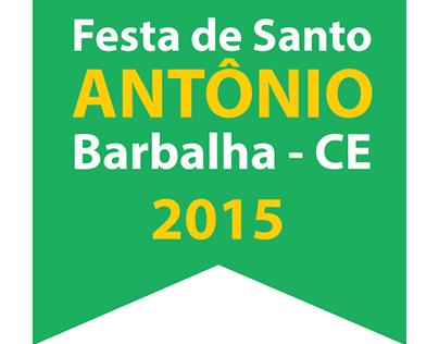 Divulgação do Aplicativo Festa de Santo Antônio 2015