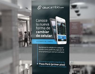 Mall Banner - Celucambio
