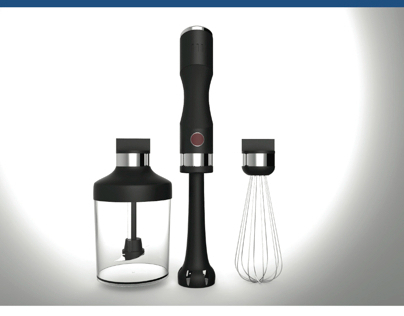 JURA Immersion Blender with attachments