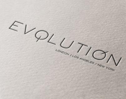 Evolution Casting Logo
