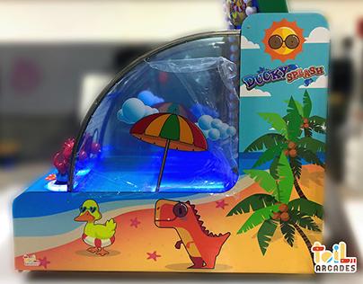 Reforma Arcade - Ducky Splash