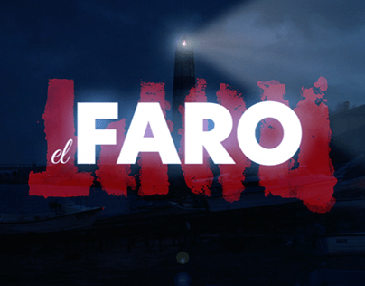 El Faro title sequence