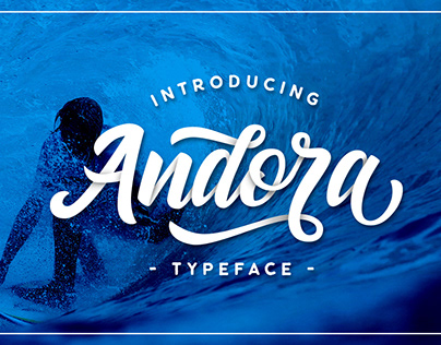 Andora Hand Lettered - Free Font