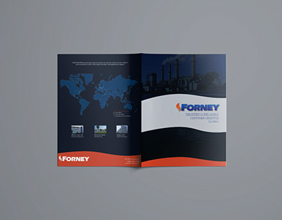 Forney Brochure Design