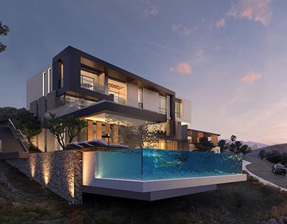 Spain Villa | Design & Visualizations.