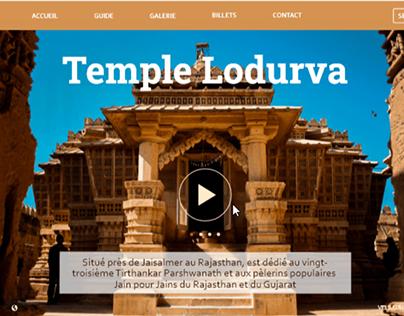 Site web Lodurva