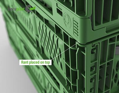 Bekuplast - Clever Fresh Box Adance