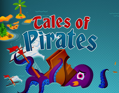 Tales of Pirates - App for kids