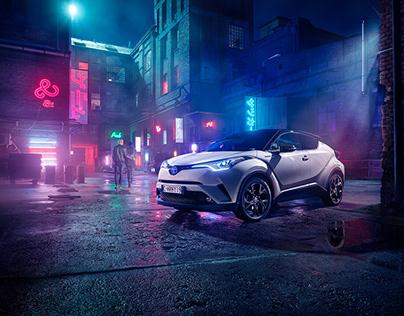 Markus Wendler: Toyota CHR Hybrid