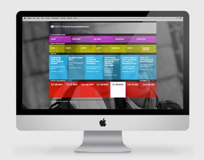 Portal of Entrepreneurship