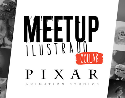 MeetUp Ilustrado Collab: Pixar